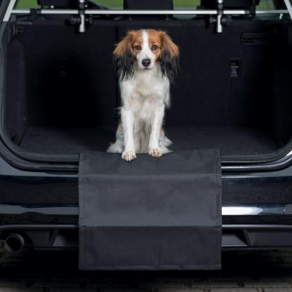 προστατευτικο καλυμμα προφυλακτηρα απο γρατζουνιες σκυλων αυτοκινητου Trixie