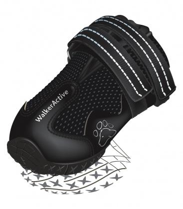 παπουτσια σκυλου μποτακια για προστασια στο περπατημα ειδικα στο χιονι Trixie Walker Active Boots
