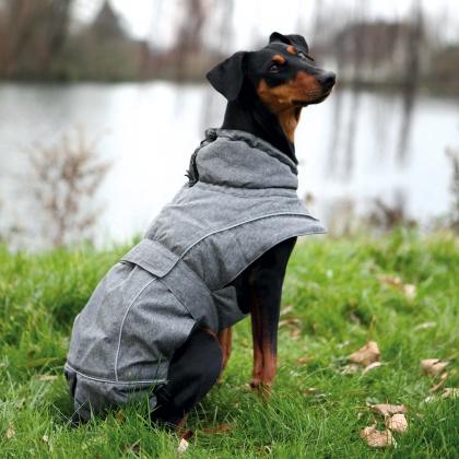 Prime υψηλης ποιοτητας αδιαβροχο μπουφαν Trixie ρουχα για σκυλους