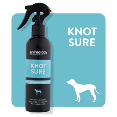 Animology Knot Sure για σκυλους σπρευ για γατες για ξεμπερδεμα κομπων τριχωμα