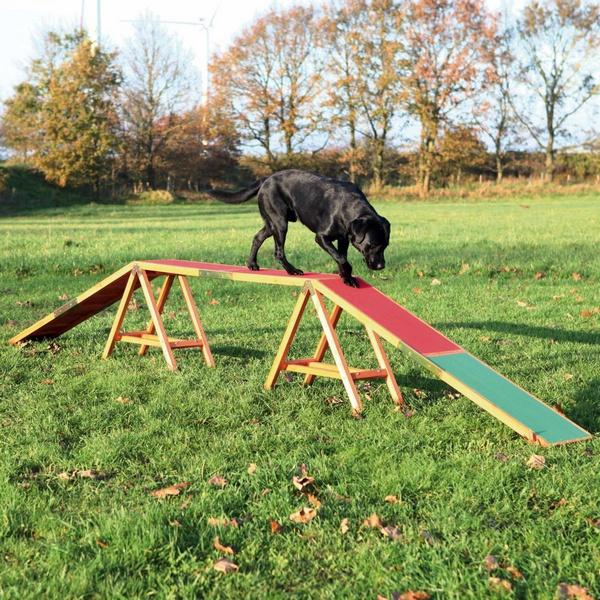 trixie agility dogwalk ραμπα εκπαιδευση σκυλων