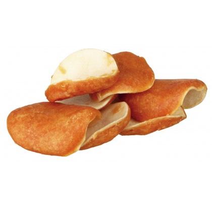 Trixie Chewing Chips τσιπς φετες δερματος με κοτοπουλο για σκυλους
