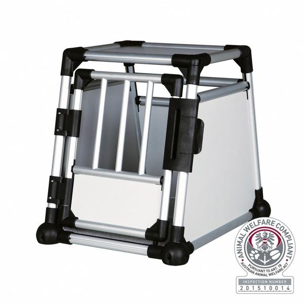 trixie κλουβι μεταφορας αλουμινιου για σκυλο