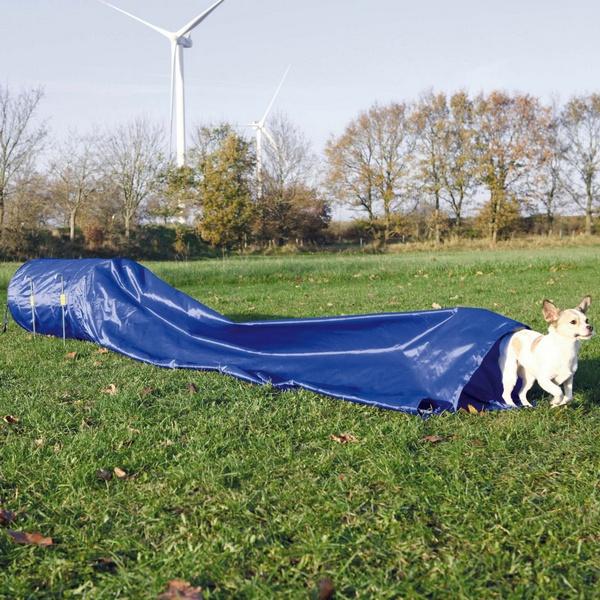 trixie agility sack tunnel σακος τουνελ εκπαιδευσης σκυλου