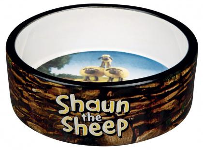 κεραμικο πιατο για σκυλους Trixie ταιστρες για γατες Shaun the Sheep
