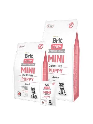 New Brit care Mini puppy Grain Free τροφη για κουταβια μικρης φυλης