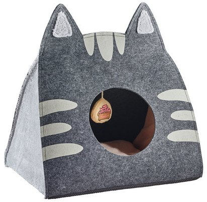 Hunter Lille φωλια μεγαλη για γατες