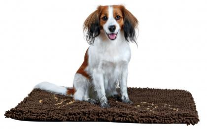 Trixie χαλια πατακια καθαρισμου ποδιων εισοδου για σκυλους