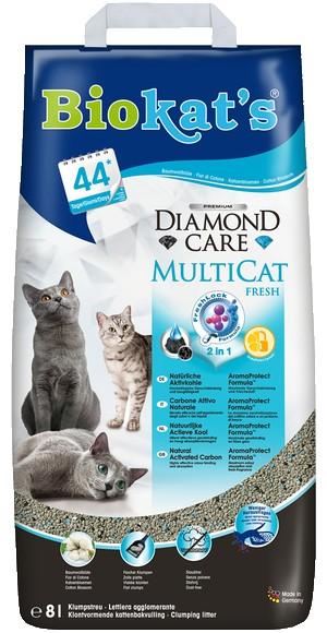 Αμμοι γατας Biokats Diamond Care