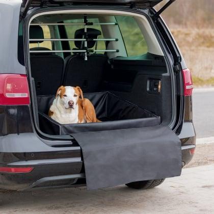 Κρεβατι πορτμπαγκαζ αυτοκινητων σκυλων Trixie Boot bed