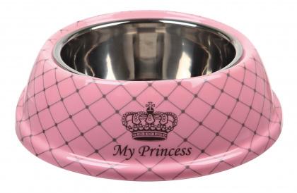 Trixie Princess γατας ανοξειδωτοπιατοσκυλου πολυτελειας