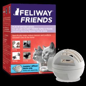 FeliwayFriends Diffuser γατας -για μειωση καυγαδων μεταξυ γατων που ζουν μαζι