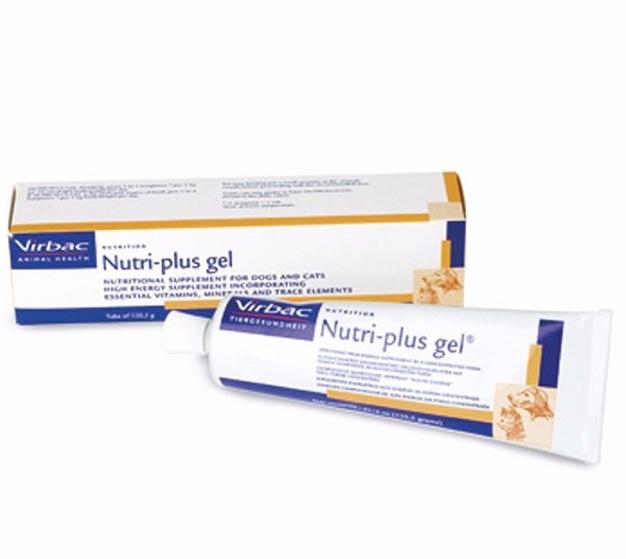 Nutri Plus Gel σκυλου συμπληρωμα διατροφης γατας ενισχυση ορεξης