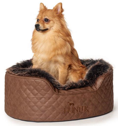 Hunter Gotland σοφας σκυλου κρεβατι υψηλης ποιοτητας απο συνθετικο δερμα