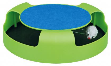 Trixiecatch the mouse παιχνιδι για γατα κυκλικο με ποντικι που κινειται