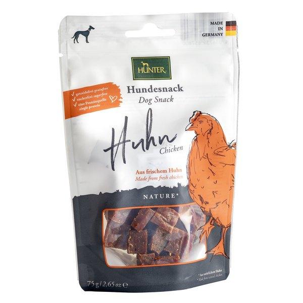 Hunter σνακ σκυλου απο φρεσκο κρεας κοτοπουλου Reward Nature Chicken υψηλης ποιοτητας μονης πρωτεινης