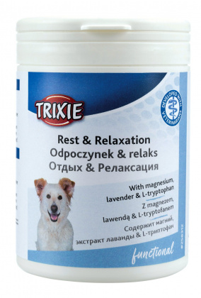 ΤοTrixie Rest & relaxation συμπληρωμα διατροφης βιταμινες για σκυλους για χαλαρωση και ηρεμια