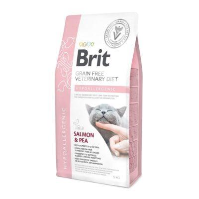 Brit Hypoallergenic υποαλλεργικη κλινικη διαιτα γατας