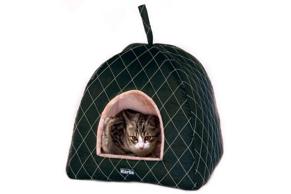 Karlie γατας φωλια super deluxe igloo
