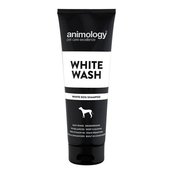 Animology White Wash σαμπουαν σκυλων για φωτεινο ασπρο