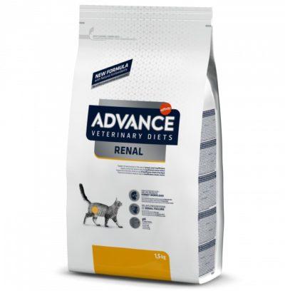 Advance Renal τροφες κλινικες διαιτες γατας με νεφρικη ανεπαρκεια