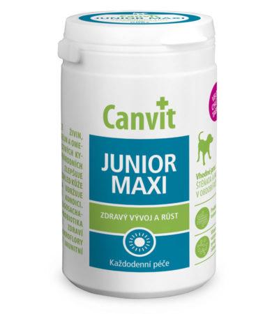 Βιταμινη για σκυλους Canvit Junior συμπληρωμα διατροφης για κουταβια