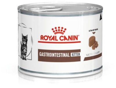 Royal Canin Gastro intestinal Kitten κονσερβα τροφες κλινικες διαιτες για γατακια