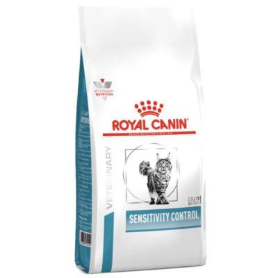 Royal Canin Sensitivity Control κλινικες διαιτες τροφες γατας για τροφικη αλλεργια ή τροφικη δυσανεξια