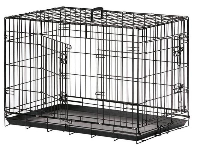 Karlie Wire cage συρματινο κλουβι για σκυλους crate μεταλλικο για αυτοκινητα & περιορισμος σκυλου