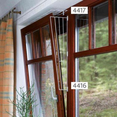 Η Trixie protective grille - προστατευτικη γριλια ανακλινομενου παραθυρου για γατα