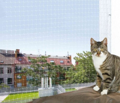 Trixie protective net - προστατευτικο πλεγμα μπαλκονιου γατας παραθυρου & εσωτερικου χωρου