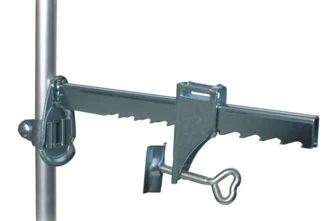 Trixie Wall Clamp - προστατευτικο πλεγμα γατας στερεωση σε τοιχο μπαλκονιου