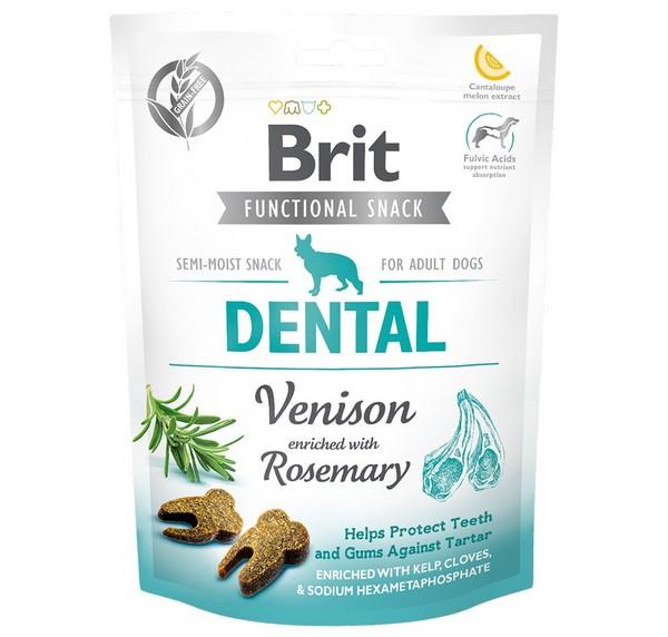 Brit Care λιχουδιες Dental σκυλου σνακ για δοντια φροντιδα