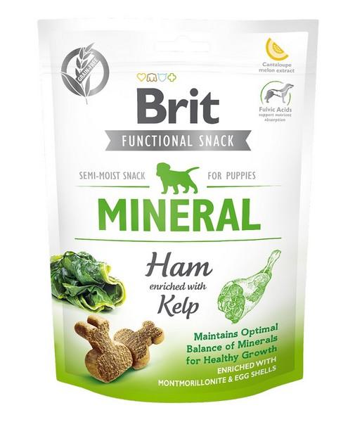 η Brit λιχουδια για κουταβια σνακ Mineral για αναπτυξη με ιχνοστοιχεια