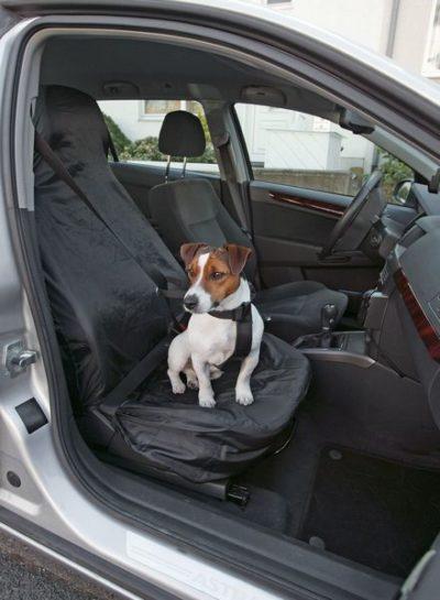 ΤαKarlie καλυμματα μπροστινων καθισματων αυτοκινητου για σκυλους