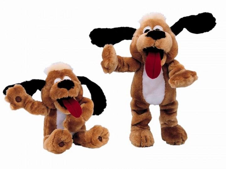Λουτρινα παιχνιδια σκυλου Nobby dog Lumpi