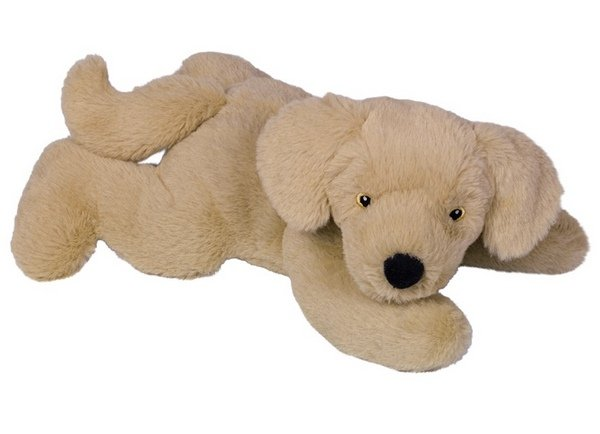 Το Λουτρινο παιχνιδι σκυλου Nobby dog Goldie