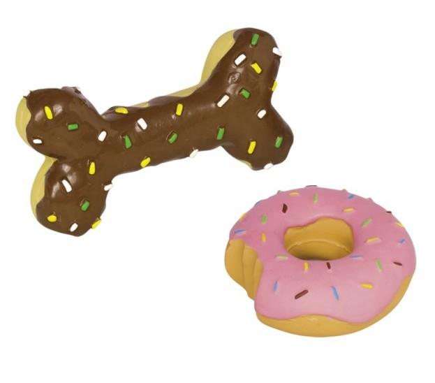 Nobby Latex Dessert παιχνιδι σκυλου με γευση