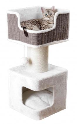 Trixie Ava XXL πολυ ανθεκτικα ονυχοδρομια γατας με κρεβατι