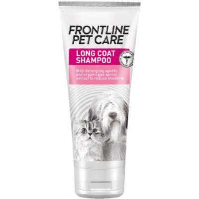 Frontline Long Hair γατας σαμπουαν σκυλου με μακρυ τριχωμα