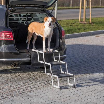 Trixie petwalk - πτυσσομενη σκαλα για σκυλους