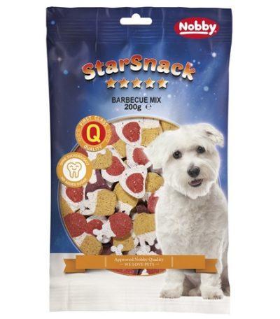 Nobby Starsnack Barbecue Mix σνακ σκυλου λιχουδιες
