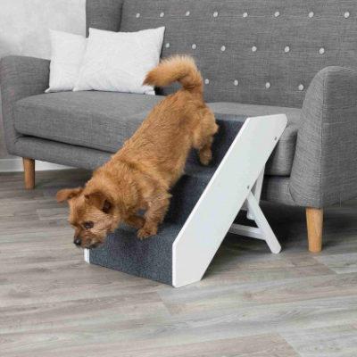 Trixie γατας ρυθμιζομενα σκαλακια σκυλων με προβλημα στη βαδιση & ηλικιωμενου σκυλου