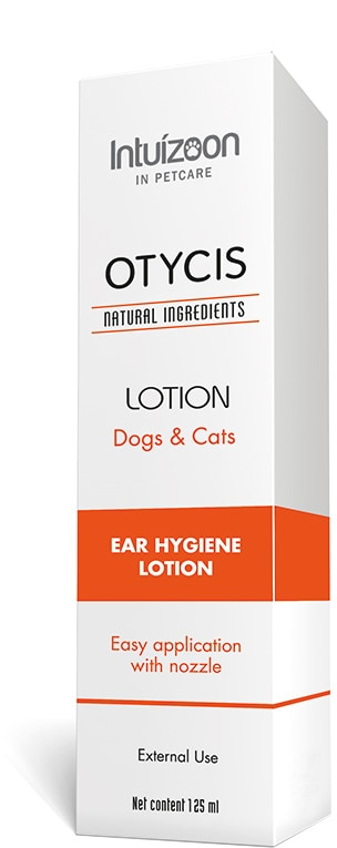 Intuizoon Otycis φυσικο καθαριστικο διαλυμα λοσιον για τα αυτια σκυλου αυτια γατας με ταση για ωτιτιδα σκυλου