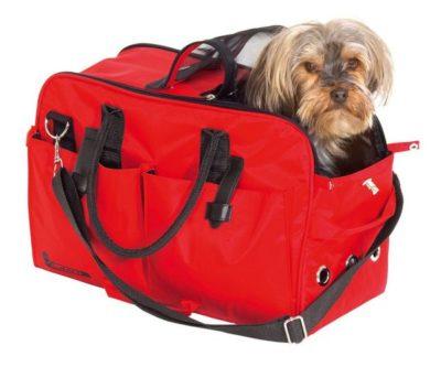Karlie No Limit teflon σκυλων αδιαβροχη τσαντα για γατες μεταφοραςσε καμπινα αεροπλανου