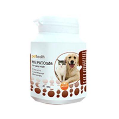Hepatotabs σκυλου συμπληρωμα διατροφης για ηπατοπαθεια σκυλου