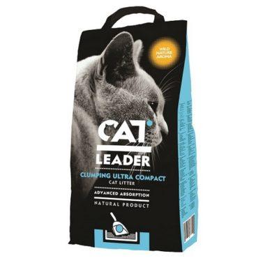 ΗCat Leader Clubing wild nature αμμος μπεντονιτη γατας με αρωμα