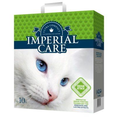 ΗImperial Care Odour attack γατας αμμος μπεντονιτηυψηλης απορροφητικοτητας