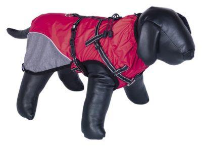 Nobby αδιαβροχο WaterProof σκυλου ρουχο Akam με σαμαρακι