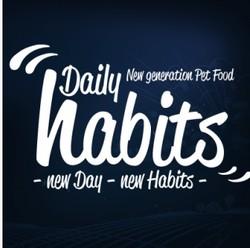 DAILY HABITS ΤΡΟΦΗ ΓΙΑ ΓΑΤΕΣ